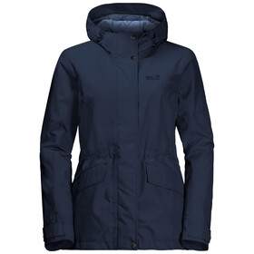 Jack Wolfskin Lake Louise Jack Dames, midnight blue